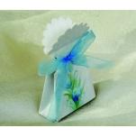 Geschenkbox mit Blumen