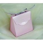 Geschenkbox in Rosa