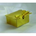 Geschenkbox in Gold