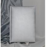 Koza Gästebuch Silber 207-1