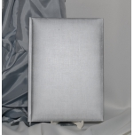 Gästebuch Silber 207