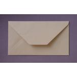 Länglicher Briefumschlag creme (dunkel) 11,5 x 20,3 cm